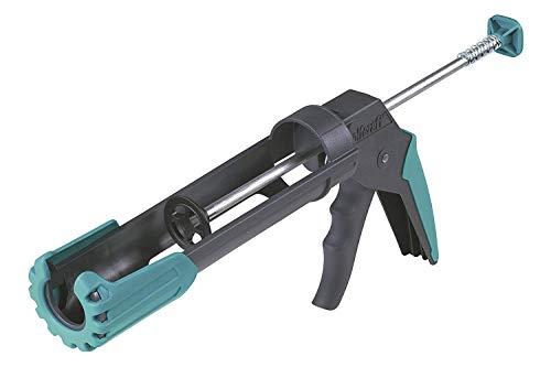 Wolfcraft 4352000 Pistola Selladora, Negro, Única