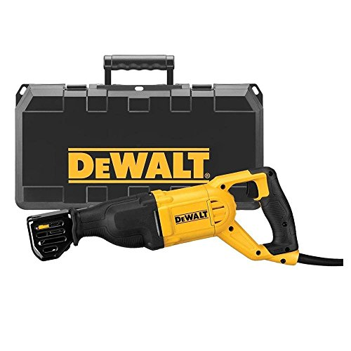 DEWALT DWE305PK-QS - Sierra sable electronica con velocidad variable,1100W