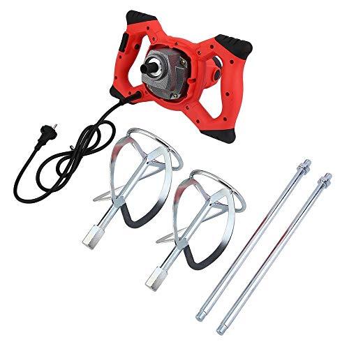 Mezclador múltiple, agitador, agitador, agitador, agitador, agitador, agitador, agitador de mortero, agitador de hormigón, agitador de yeso, paleta mezcladora.