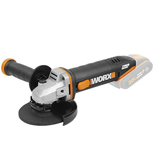Worx WX803.9 - Amoladora 125 mm 20 V (sin batería)