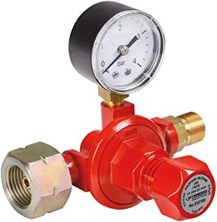 Rothenberger Industrial Propangasregler, 0,5-4 bar; inkl. Manometer